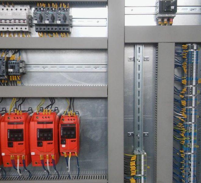 napędy Automatyka przemysłowa